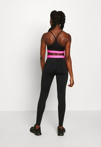 Pink Soda - KNOCKOUT TIGHT - Trikoot - black/pink - 2