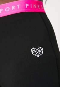 Pink Soda - KNOCKOUT TIGHT - Trikoot - black/pink - 4