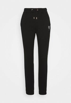 BREEZE JOG PANT - Spodnie treningowe - black/lilac