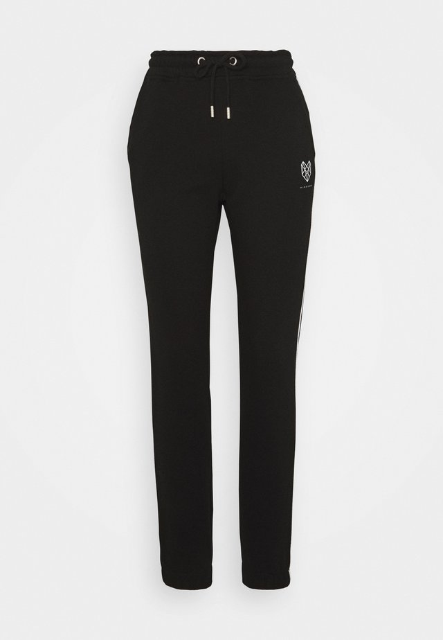 BREEZE JOG PANT - Jogginghose - black/lilac