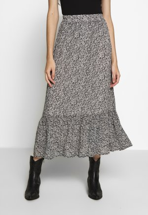 PCARLIA SKIRT - Gonna lunga - black