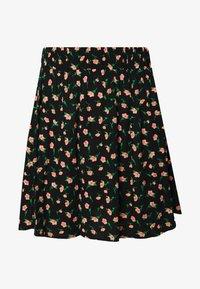 Pieces Petite - PCAIYANNA SKIRT - A-line skirt - black - 0