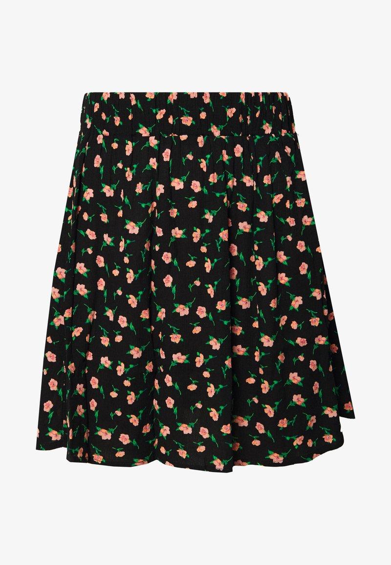 Pieces Petite - PCAIYANNA SKIRT - A-line skirt - black