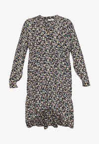Pieces Petite - PCFRYA DRESS - Korte jurk - black - 4