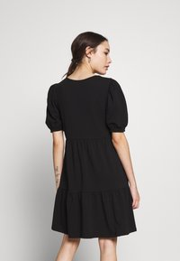 Pieces Petite - PCTERESE - Denní šaty - black - 2