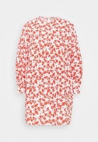 Pieces Petite - PCDORY DRESS PETITE - Vestido informal - grenadine - 4