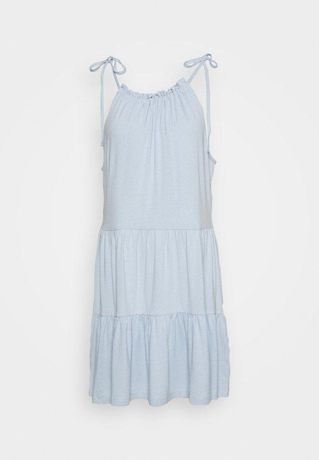 PCNEORA STRAP DRESS - Vestito estivo - kentucky blue