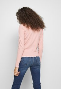 Pieces Petite - PCARDENA - Longsleeve - misty rose/white - 2