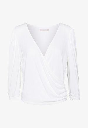 Camiseta de manga larga - cloud dancer