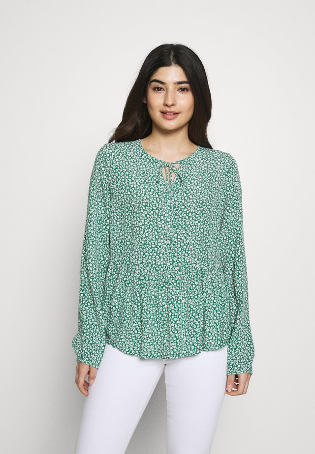 PCJEGAN - Blus - verdant green