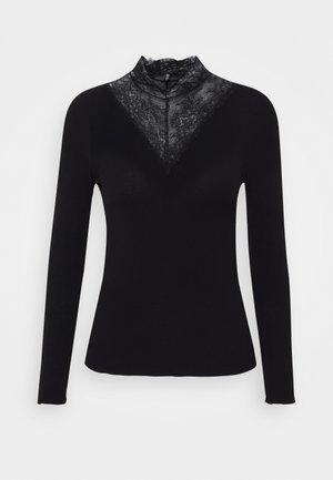 PCSIRI - Camiseta de manga larga - black