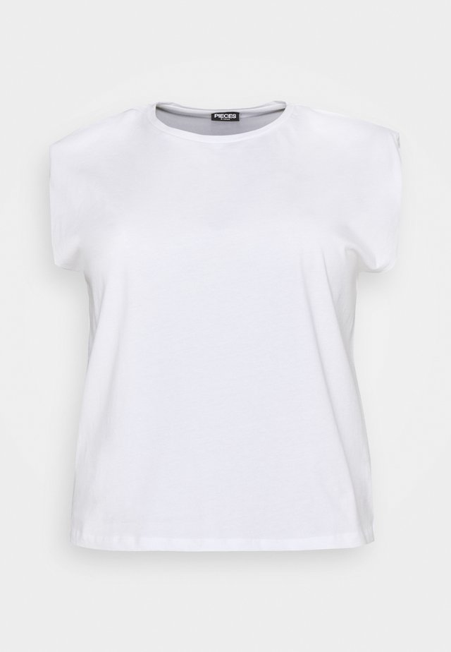 PCLIZ - T-shirt basic - bright white