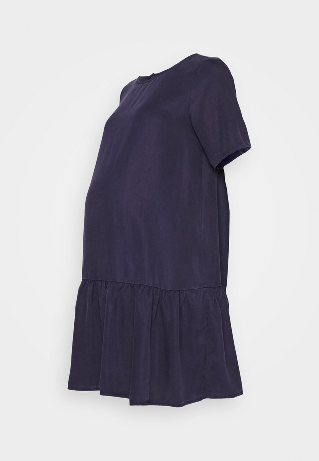 PCMWHY SITA DRESS - Robe d'été - evening blue