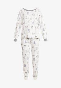 PJ Salvage - SET - Pyjama - off-white - 4