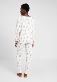 PJ Salvage - SET - Pyjama - off-white - 2