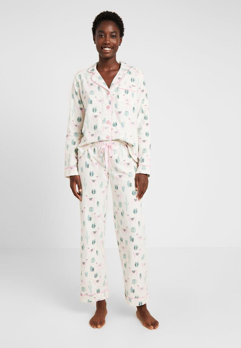 PJ Salvage - CHELSEA SET - Pyjamas - off-white