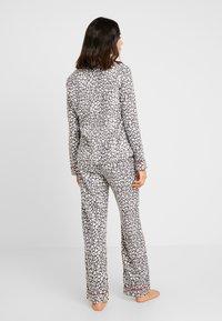 PJ Salvage - CHELSEA SET - Pyjama - grau - 2