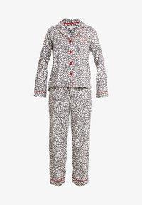 PJ Salvage - CHELSEA SET - Pyjama - grau - 4