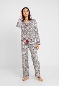 PJ Salvage - CHELSEA SET - Pyjama - grau - 1