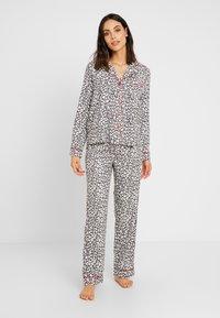 PJ Salvage - CHELSEA SET - Pyjama - grau - 0