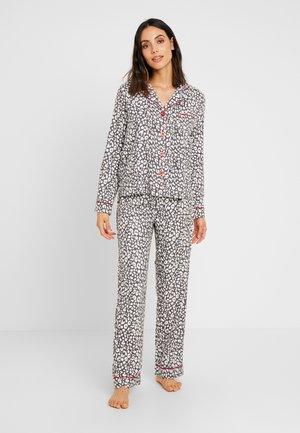 CHELSEA SET - Pyžamová sada - grau