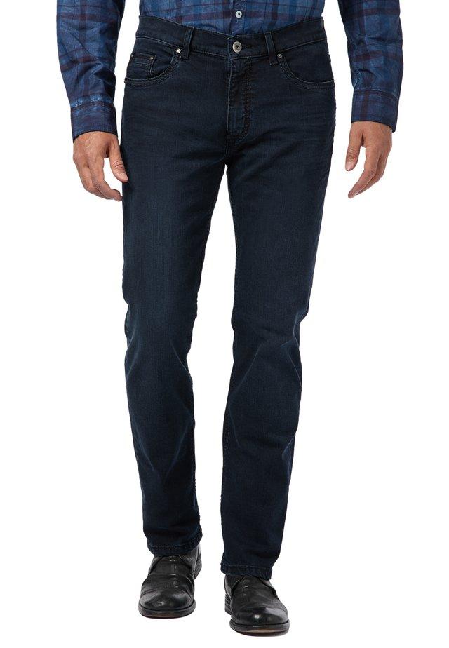 RANDO - Straight leg jeans - blue
