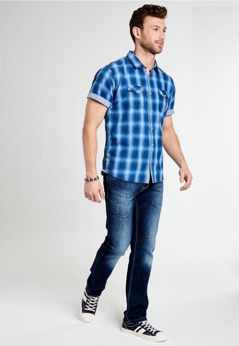 Pioneer Authentic Jeans - HERREN - Hemd - blue