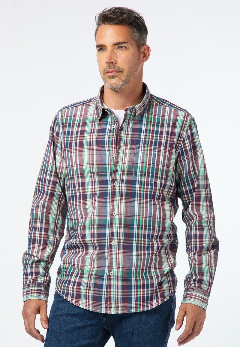 Pioneer Authentic Jeans - Shirt - bordeaux