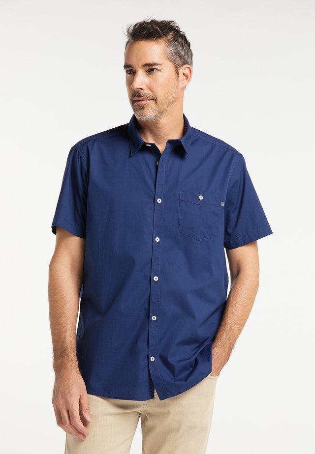 Hemd - navy blue