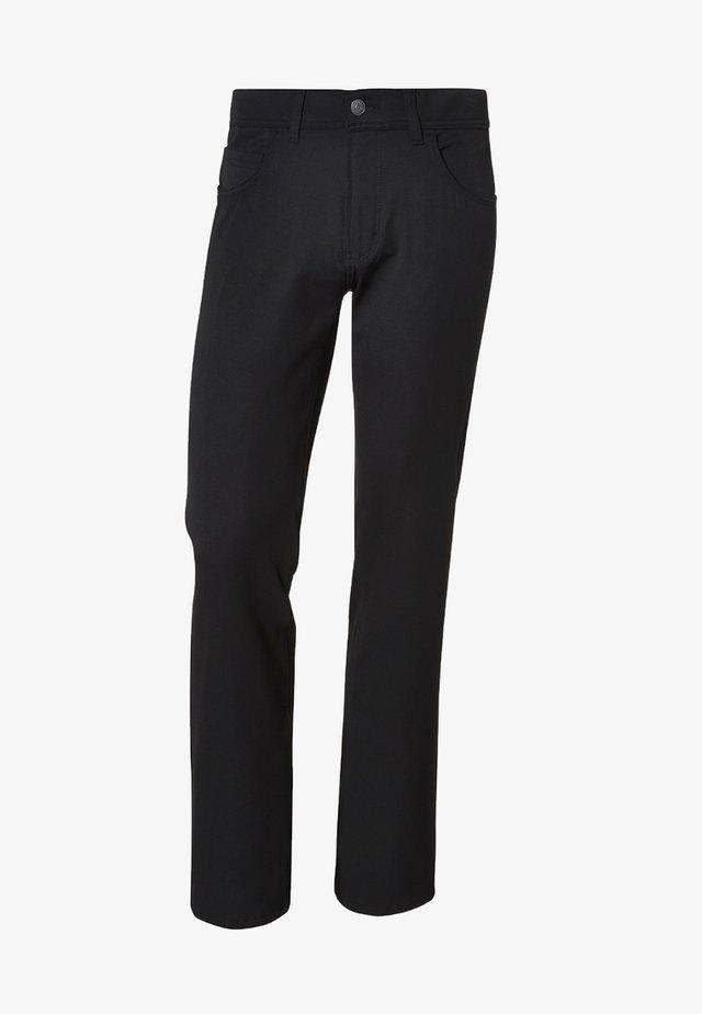 RANDO - Jeans Straight Leg - schwarz