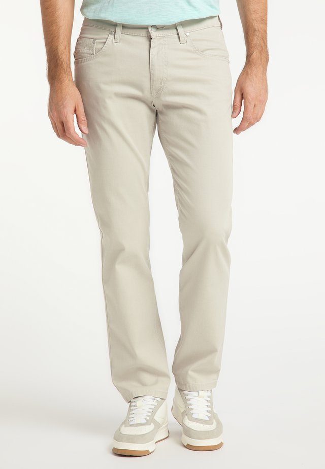 RANDO AUTHENTIC LINE - Jeans Straight Leg - beige