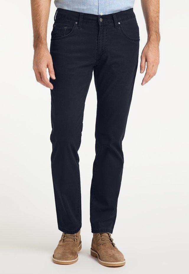RANDO AUTHENTIC LINE - Straight leg jeans - navy