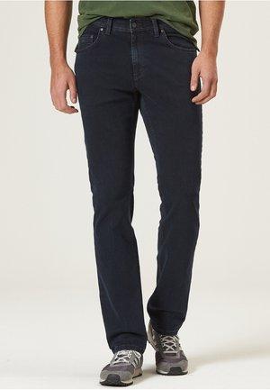 MEGAFLEX RANDO - Jeans Straight Leg - dark blue