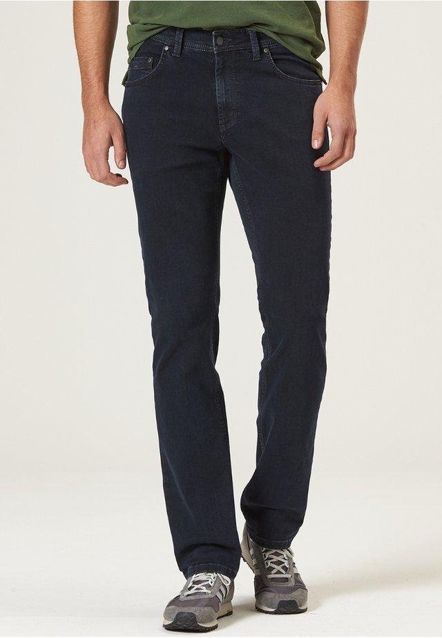 MEGAFLEX RANDO - Straight leg jeans - dark blue