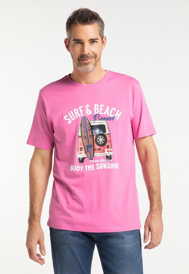 T-shirt imprimé - redsnapper