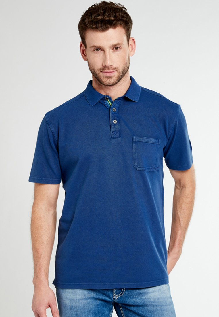 Pioneer Authentic Jeans - Polo shirt - cornflower