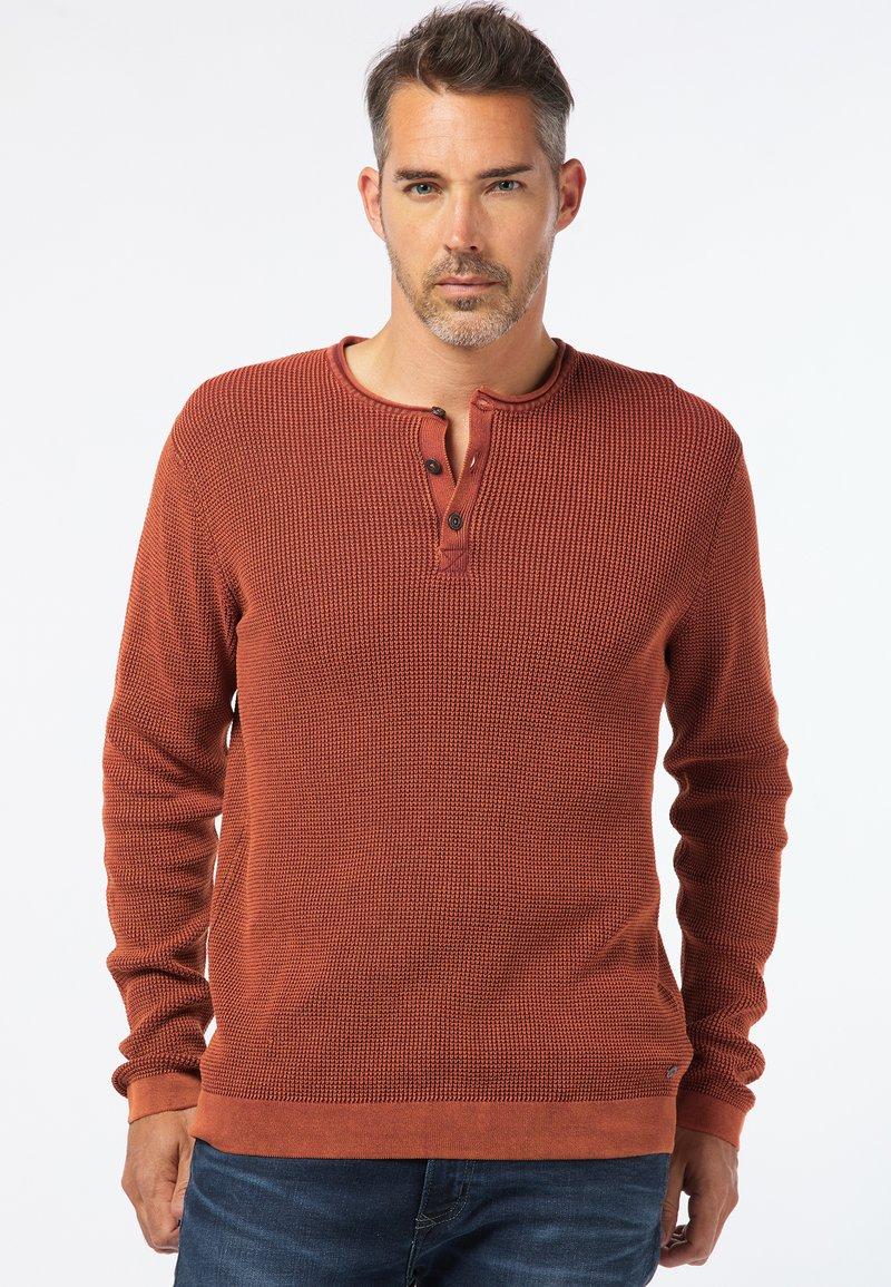 Pioneer Authentic Jeans - Jumper - brown