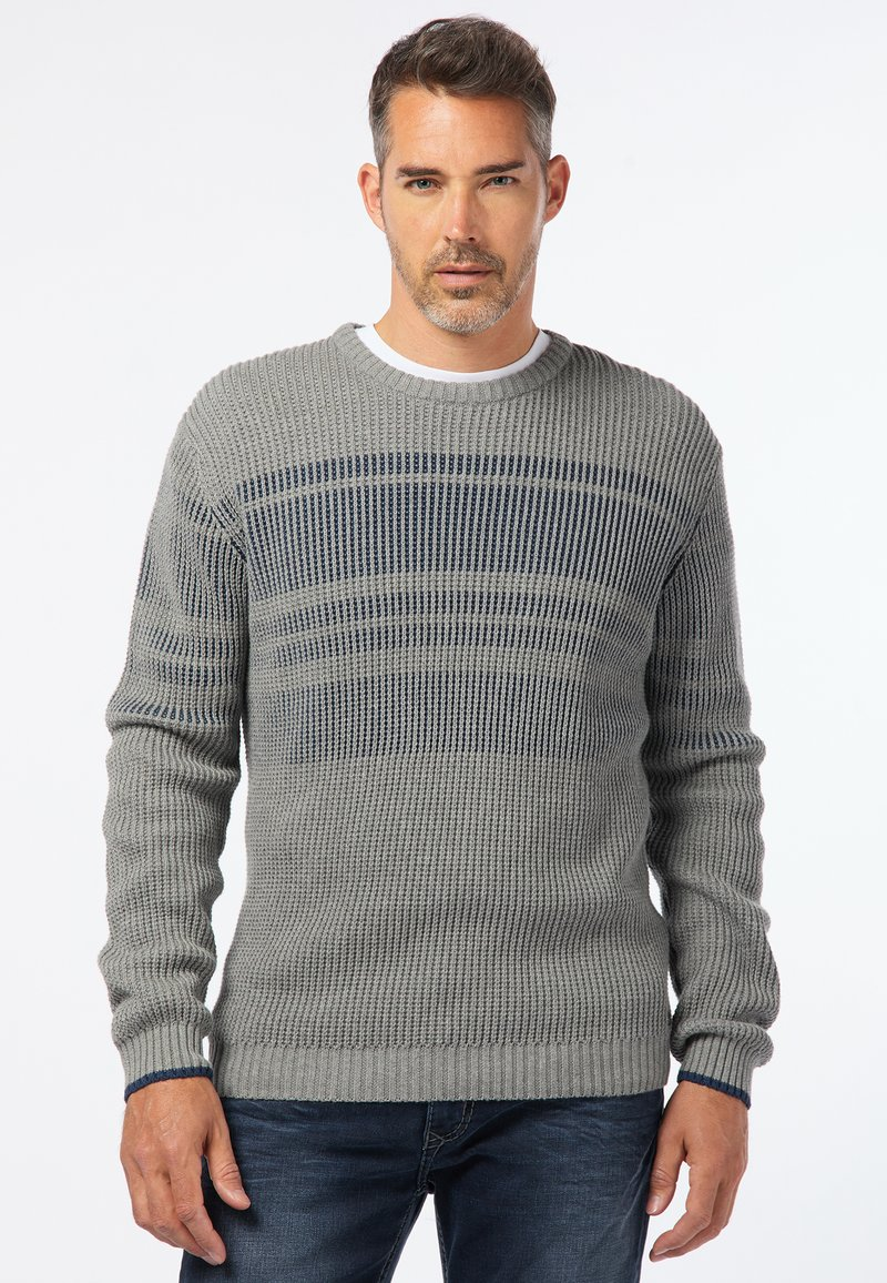 Pioneer Authentic Jeans - Jumper - titanium