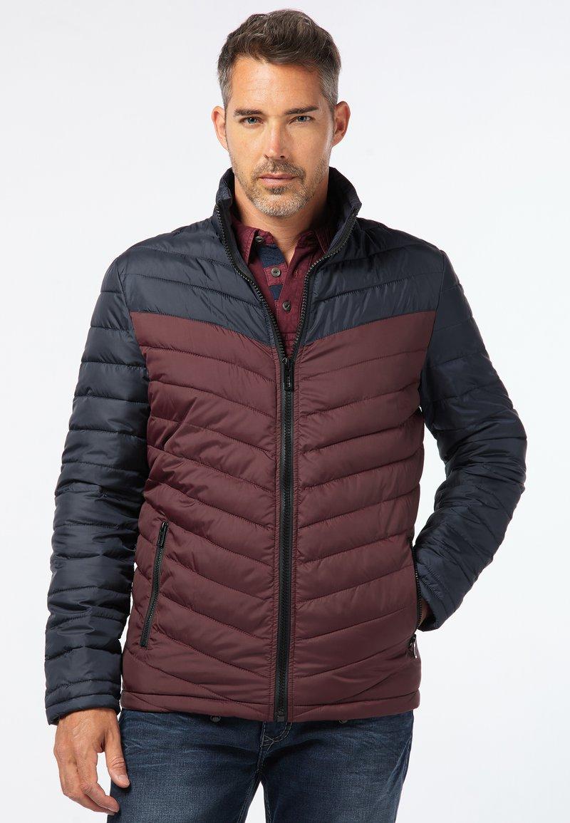 Pioneer Authentic Jeans - Outdoor jacket - bordeaux