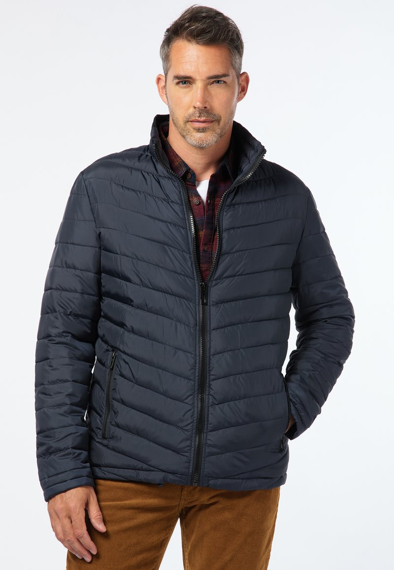 Pioneer Authentic Jeans - Outdoor jacket - navy blue