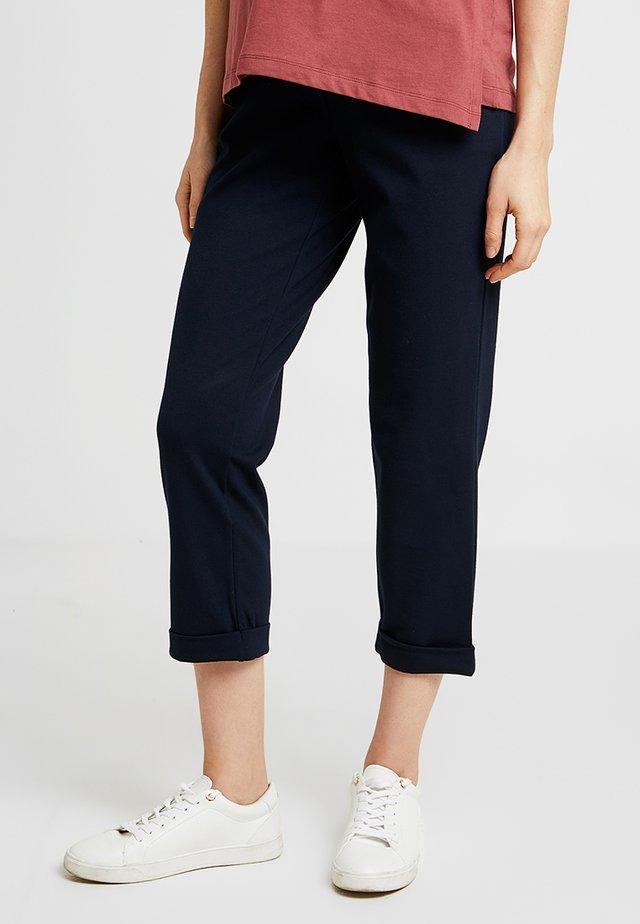 JIMMY - Trousers - marine/navy