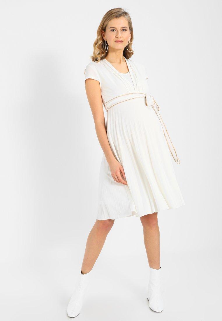 Pomkin - FANNY - Sukienka koktajlowa - off white