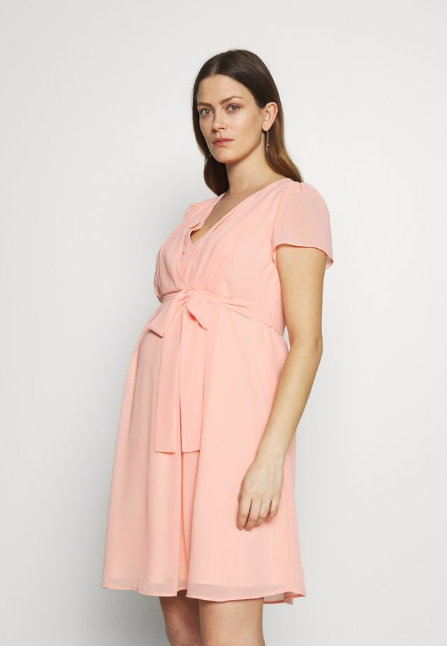 SYLVIA - Korte jurk - rose doux/sweet pink