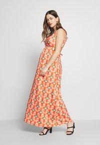 Pomkin - FÉLICIE - Sukienka z dżerseju - fond rouge - 1