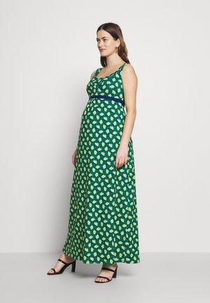 FÉLICIE - Sukienka z dżerseju - jaunes