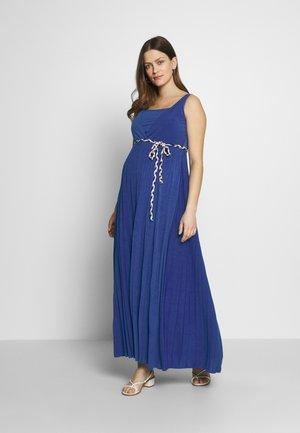 IMANI - Długa sukienka - indigo