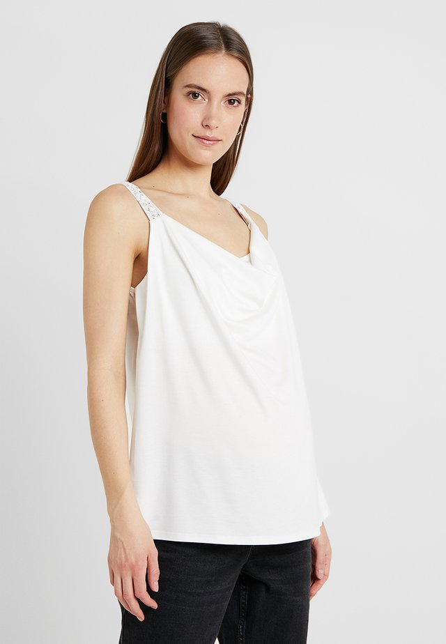 ANA - Top - blanc/white