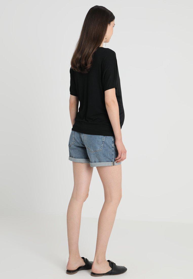 Pomkin T-shirts med print - black