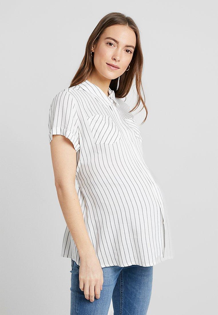Pomkin - LAURANNE - Camisa - black and white