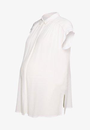 FRÉDÉRIQUE - Button-down blouse - white